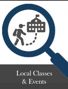 Local Classes & Events