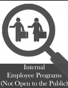 Internal Employee Programs